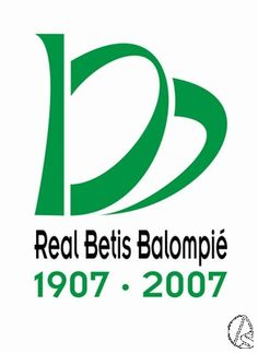 Logo del Centenario del Betis