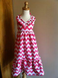 Emmaline Dress from Violette Field Threads.