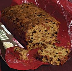 Spiced Rum Fruitcake recipe ~ before you mock fruitcake take a look at this recipe...there are no candied cherries which I think ruin most fruitcakes.  This one is delicious.