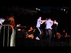 ▶ Sword dance from the Lock'in featuring The Demon Barbers - YouTube