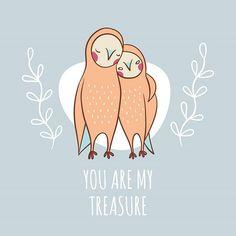 Совуни поближе    #векторарт #вектор #совы #сова #персонаж #открытка #pattern_prianikn #vector_prianikn #owl #owls #vectorart #vector #card #character #love
