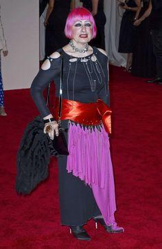 Zandra Rhodes the Princess of Punk