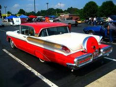 1957 Mercury Turnpike Cruiser..Re-pin brought to you by agents of #Carinsurance at #HouseofInsurance in Eugene, Oregon