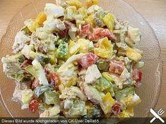 Eiweiss-Salat