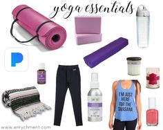 Everything You Need to Be A Yogi (12+ Yoga Essentials)