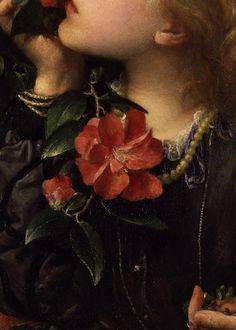 Choosing, c. 1864, by George Frederic Watts (English, 1817-1904).
