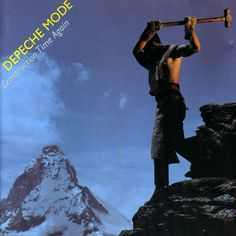 "On this day in 1983, Depeche Mode released its third album, 'Construction Time Again,' featuring the singles ""Everything Counts"" and ""Love in Itself."""