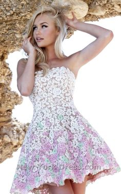 Sherri Hill 11053 Dress $698 http://www.newyorkdress.com/mobile/Sherri_Hill/11053.html