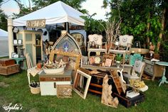 Sophia's: Tips for Shopping Antique Shows and Fairs