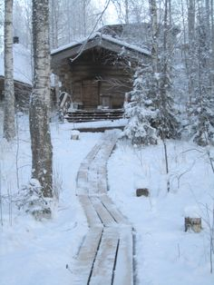 Savusauna Sauna Ideas, Finnish Sauna, Private Property, Sweat It Out, Winter Pictures, Cabins In The Woods, Winter Scenes, Finland, Seaside