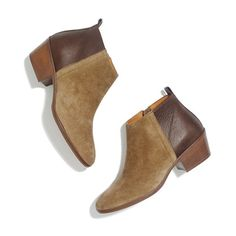 The Charley Boot by Madewell | $208