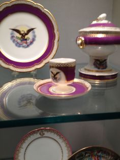 Lincoln - White House Service Mary Todd Lincoln, Presidents In Order, China, Dining Rooms, Pennsylvania, Architecture Design, Dinner, History, House