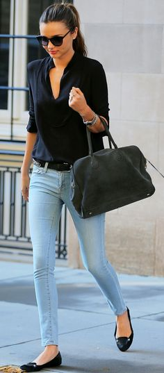 Street style Trend   Luxury Avenue (blusa para trabajo)