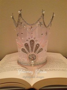 'Glittering Glinda' Crown