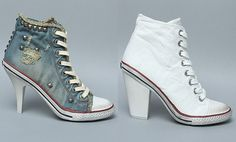 """""""Put on your high heeled sneakers cause we're goin' out tonight"""" ~Elvis~"""