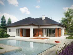 Wizualizacja SD BALOS A CE Gazebo, Outdoor Structures, How To Plan, House Styles, Outdoor Decor, Sd, Home Decor, Sunday Morning, Morning Quotes