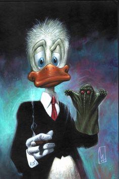 Val Mayerik -  Howard the Duck