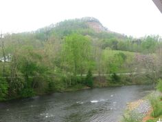 Tuckaseegee River, Dillsboro, NC - #Collegiate #National #Competition Venue
