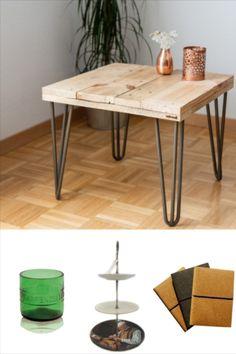 Upcycling Produkte für zuhause:  unsere Geschenkideen für Geburtstagskinder im Juni.