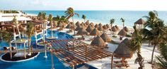 Excellence Playa Mujeres - pool & beach
