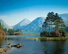 Glen Etive, la joya mas misteriosa de Escocia