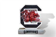 "University of South Carolina ""Gamecock"" College Mascot - Painted Finish"