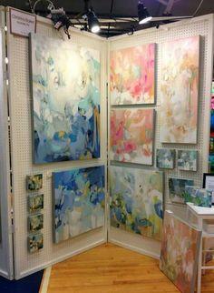 Christina Baker art show