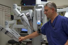 Da Vinci robotic prostatectomy and what modern surgery choices you have when dealing with prostate cancer. Kidney Cancer, Lung Cancer, Prostate Cancer Treatment, Surgeon Doctor, Robotic Surgery, Best Doctors, New Market, Social Marketing, Lunges