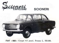 Scioneri 850 Coupe 1