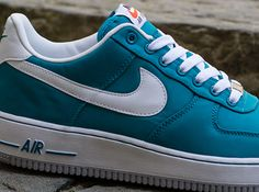 "Nike Air Force 1 Low ""Nylon"" - July 2013 - SneakerNews.com"