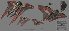 Resistance - Rebels - Clone Wars - Concept Art-From paper to animation Nave Star Wars, Star Wars Rpg, Star Wars Ships, Star Wars Rebels, Star Wars Clone Wars, Mandalorian Ships, Star Wars Planets, Star Wars Spaceships, Starship Concept