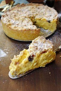 Wine Recipes, Baking Recipes, Dessert Recipes, Italian Desserts, Italian Recipes, Delicious Desserts, Yummy Food, Torte Cake, Food Cakes