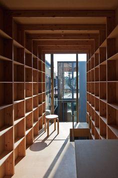 Mount Fuji Architects Studio — Near House