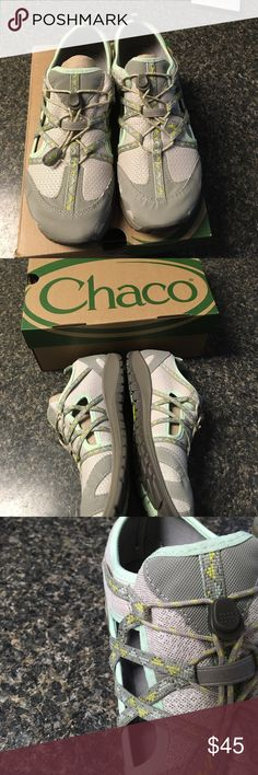 Chaco Kids Outcross Size 6 kids will fit size 7-8 ladies. Brand new. Never worn Chacos Shoes Sandals