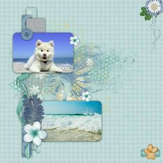 Created with Beach Treasures by Marie H Designs
