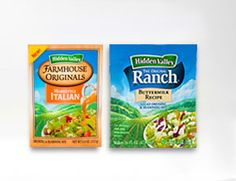 RARE $.75/1 Hidden Valley Ranch Dry Mix Printable Coupon! *NO Size Restrictions*