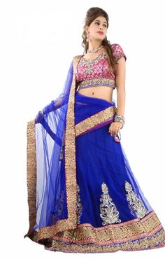Shyona Fashion - Latest Bridal Lehanga On TrendYug. Get More Discount + Rs. 100 Flat Off By Using Promo Code. Promo Code:- TY-F100 Complete Collection Available At:- http://trendyug.in/collection/lehenga