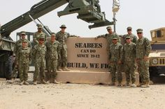 Seabees  Can do!