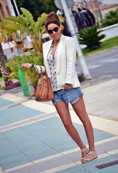 happy feet  , Zara in Shirt / Blouses, Mango in Blazers, Pepe Jeans in Jeans, patoh collection in Flats