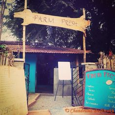 A soulful cafe in Pondicherry where even time stops for a dessert. #ClickTherapy