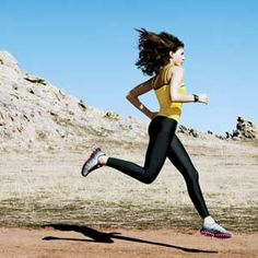 Run Less, Lose More: How to make your running more efficient. Good interval workouts and tips for strength training