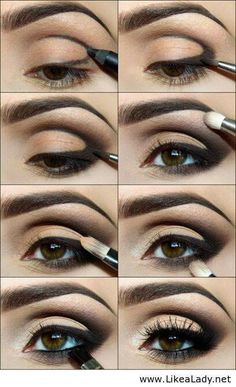 Cut creases; this would be awesome if i could pull it off!