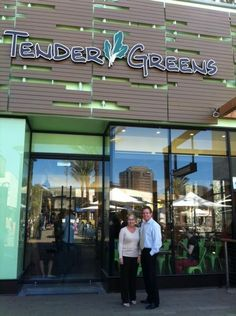 Tender Greens San Diego UTC location from @Cosmetic Dentistry For San Diego