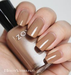 Zoya Cashmeres Fall 2013 collection - Flynn I love this color so much