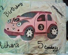 .: Cici Car Cake ( roary the racing car)