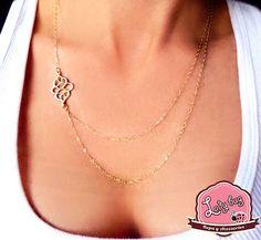 Collar Golden Della