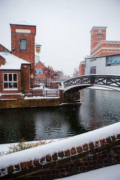 Birmingham Canal 4