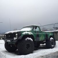 Best of ICC: Hey ain't Chevy, he's my brother. Chevy M1008 CUCV previously used on the tv program Top Gear USA #icelandcarculture #carspottingreykjavik #chevrolet #chevy #chevypickup #gmc #detroit #chevylife #chevynation #chevytrucks #m1008cucv #chevysuburban #lifted #bigtires #soloparking #carspotting #carworld #carstagram #carsofinstagram #trucks #truckporn #topgear #adventuremobile #arcticdrive #reykjavik #iceland #liftedtrucks #topgearusa #chevyK30