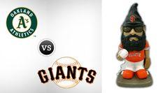 Oakland Athletics vs. San Francisco Giants @ AT Park (San Francisco, CA)