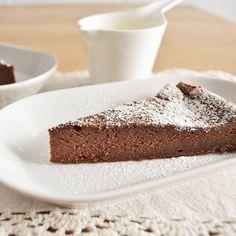 Fondant au chocolat #ricetteaquadretti #thisishome